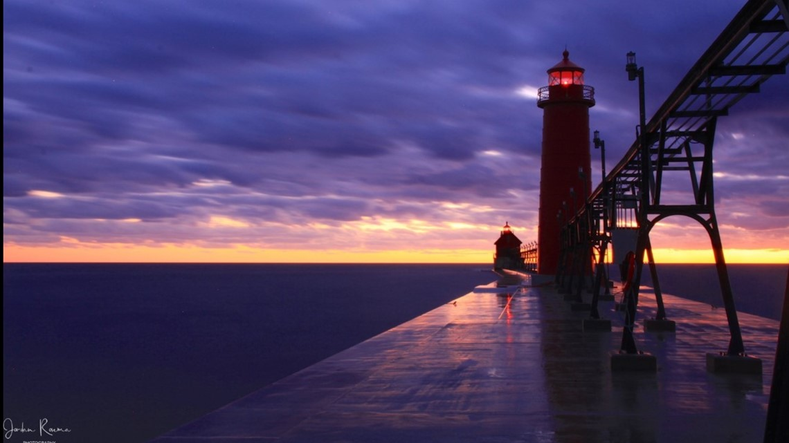 Summer sunsets in West Michigan | wzzm13 com
