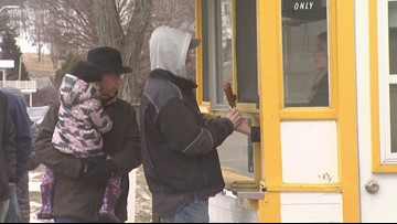 Pronto Pups winter weekend sales to help Coast Guard