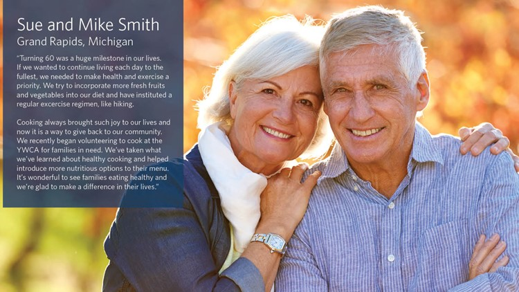 West MI 60 Strong: Answer Health looking for senior calendar models from West Michigan