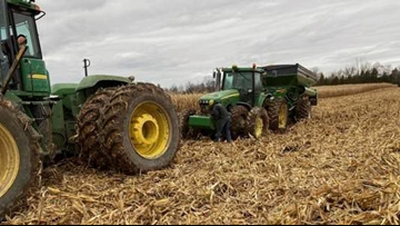 Weather challenges hinder 2019 harvest for Michigan farmers