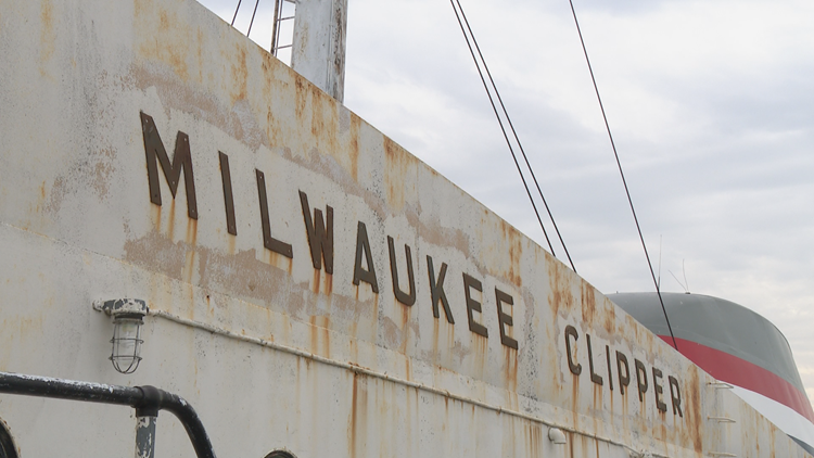 Milwaukee Clipper calls 'All Aboard', volunteers needed to renovate historic passenger steamer