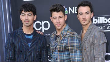 How you can see the Jonas Brothers in concert next month