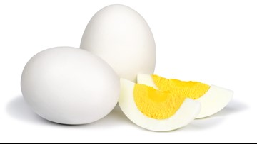 Hard-boiled eggs recalled from 2 Meijer stores