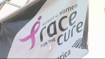 GR Race for the Cure replaced with new event