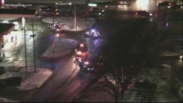 Pedestrian hit at 3 Mile and Alpine Avenue