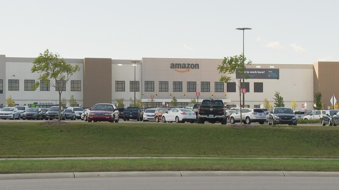 Amazon expanding sites in West Michigan, bringing over 1,000 jobs statewide