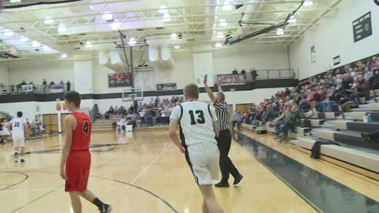 Boy's high school basketball: Newaygo vs. Grant