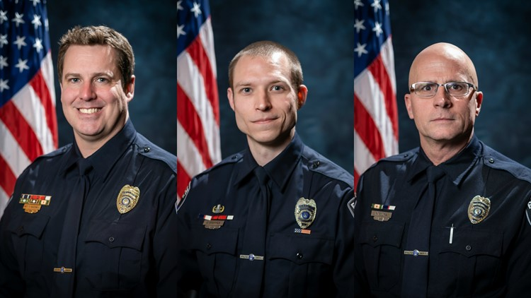 Grandville officers save woman attempting to jump off Rivertown Mall walkway