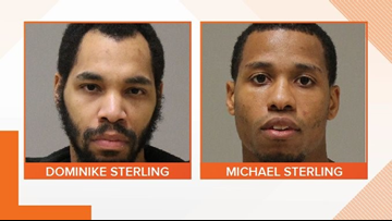 Bank-robbing brothers get prison for $2,200 heist