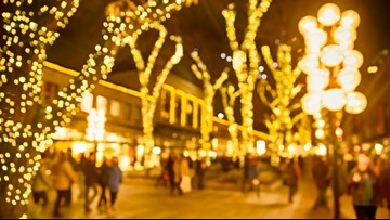 Get in the holiday spirit in Grand Haven