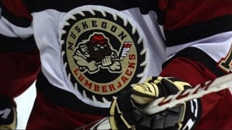 Muskegon Lumberjacks partner with Jr. Jacks youth hockey organization