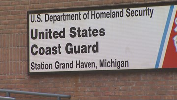 No paycheck for members of Coast Guard in Grand Haven