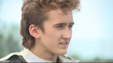 Coopersville teen looks to live up to family legacy in auto racing