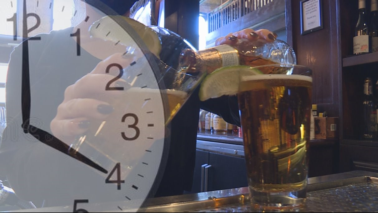 Cheers! Bill would allow Michigan bars to peddle booze & beer until 4 a.m.