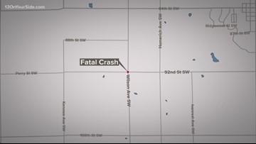 Fatal crash in Kent Co.