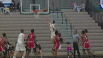 Reeths Puffer beats Union in boys basketball