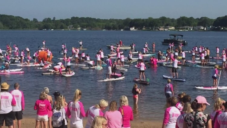 Stand up for the Cure goes virtual