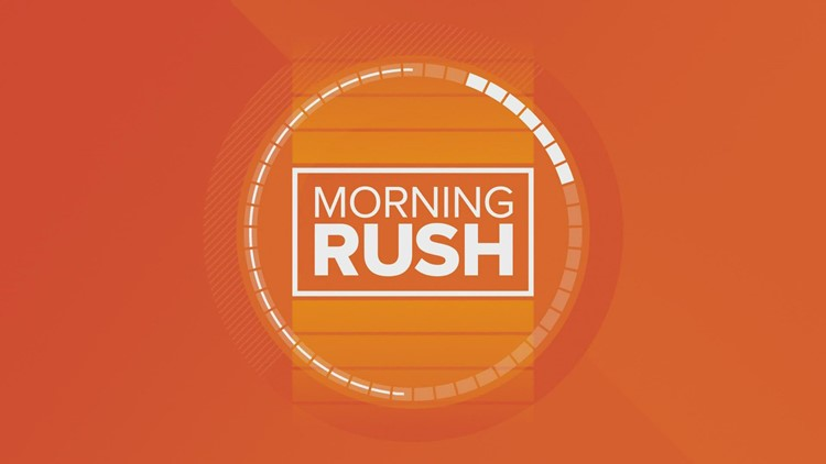 Early Morning Rush: Friday, Aug. 6