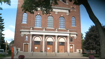 Door closing loudly at Grand Rapids church prompts shots fired call to police