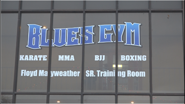 Blues Gym gives kids a 'safe place to learn' through after school program