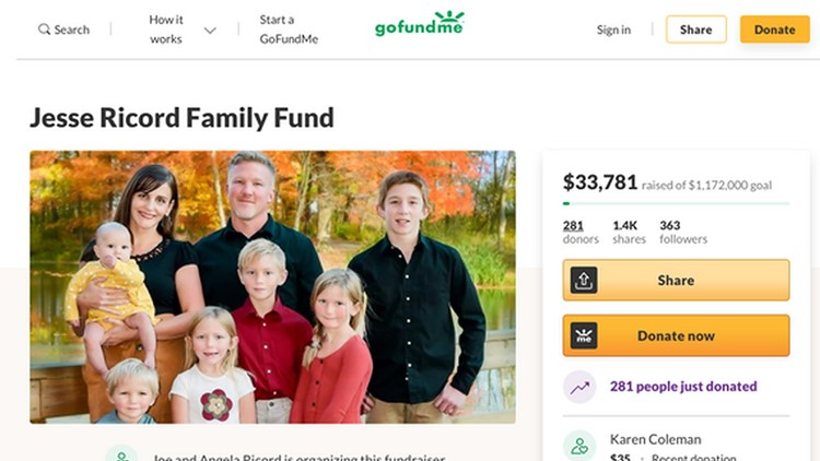 Fundraiser created to support family of lineman killed on the job