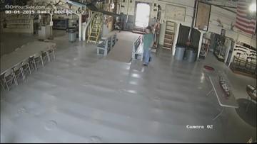 Military memorabilia thief waives prelim