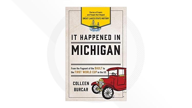 Book It Happened in Michigan