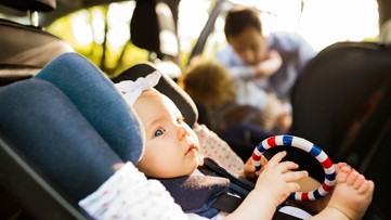 Michigan Car Seat Laws explained