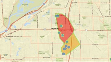 Consumers: Squirrel to blame for Wyoming power outage