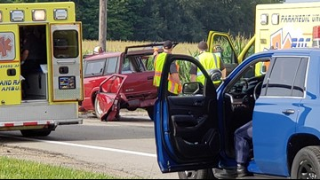 MSP: Speeding may have caused 3-vehicle crash in Lowell