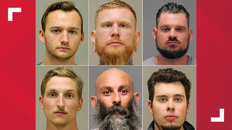 Judge sets March trial for 5 men in Michigan governor plot