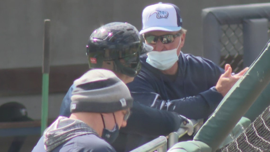 Whitecaps prepare for opening day
