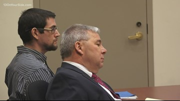 Trial continues for man accused of killing his 10-month-old daughter
