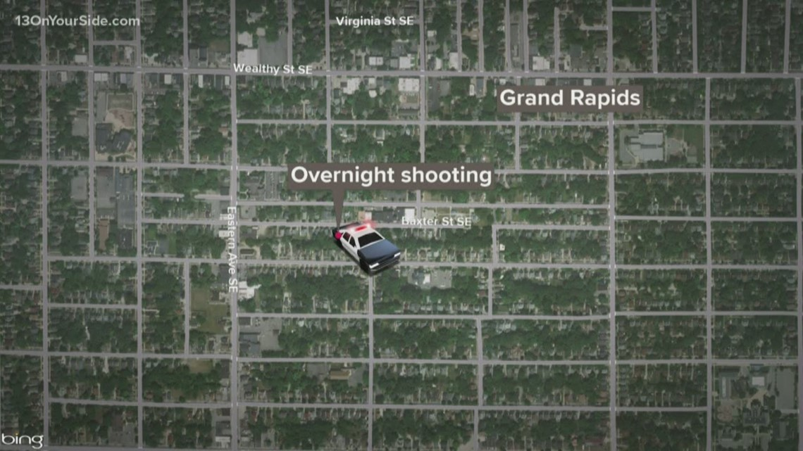 GRPD investigating shooting on southeast side