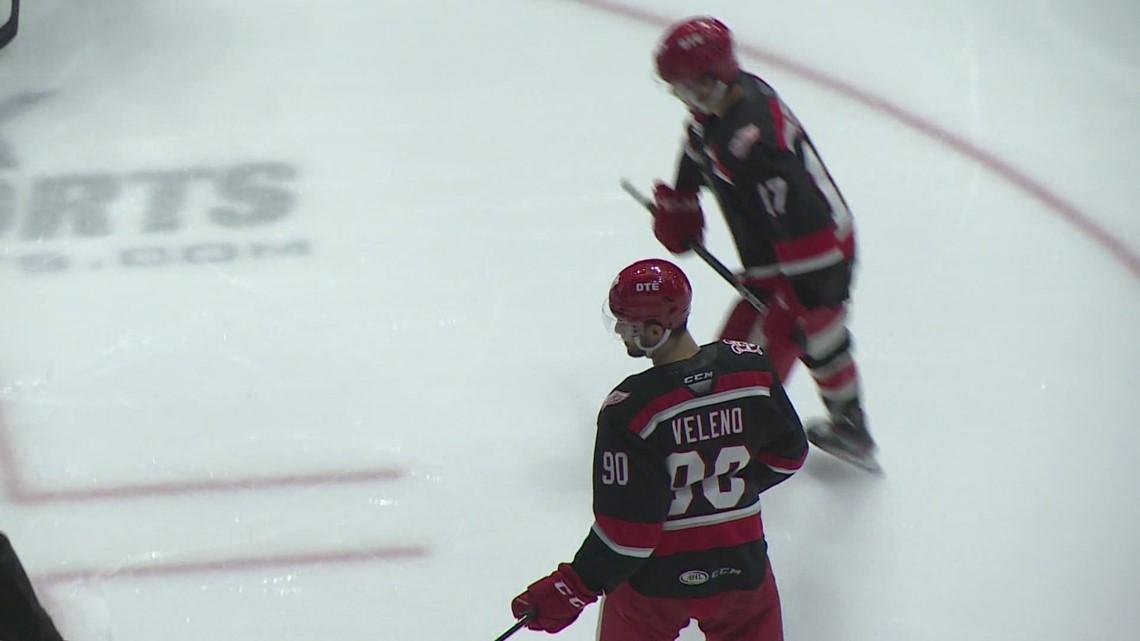 Fulcher, Veleno make most of time in AHL