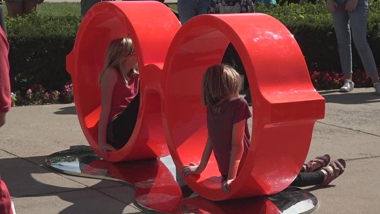 'Meet me at the Red Glasses Day event' a success