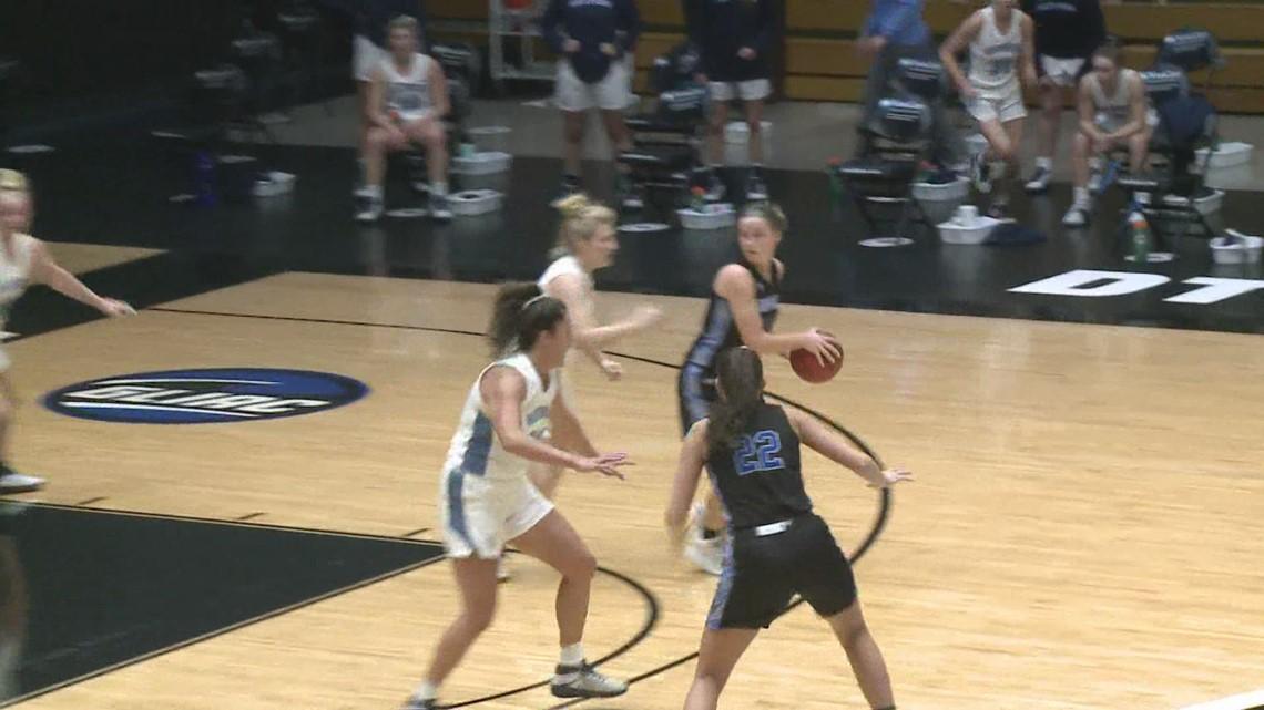 Women's College Basketball: Northwood vs. GVSU