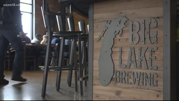 Big Lake Brewing boasts handcrafted food and beer