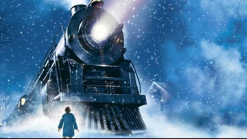 Hop on! It's time for the 'Polar Express' at the UICA