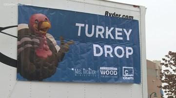 Drop turkeys off to Mel Trotter Wednesday