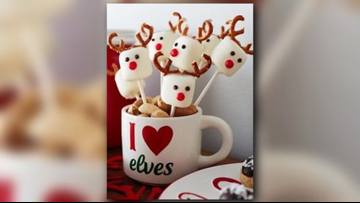 Homemade for the Holidays: Reindeer marshmallows