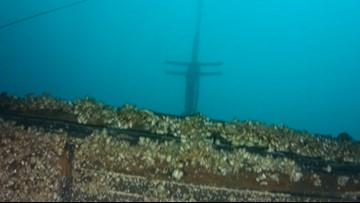 LOST AND FOUND: 1891 shipwreck 'amazingly intact' on Lake Michigan bottom