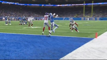 Stafford-led Lions beat Giants 31-26 and end 3-game skid