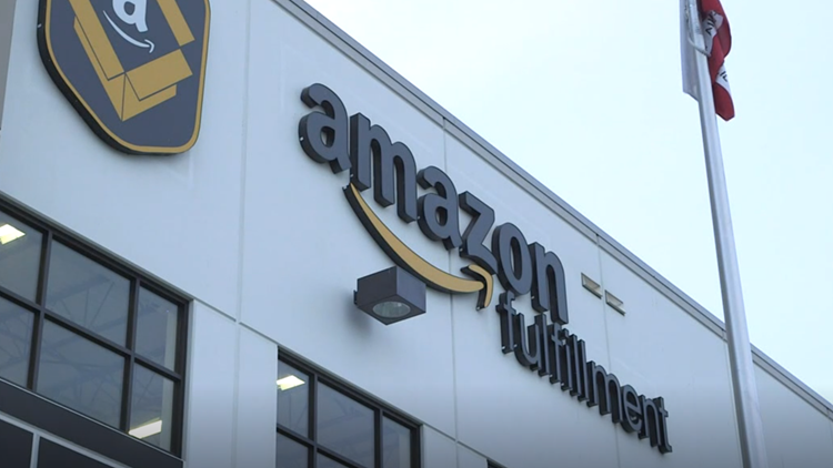 Amazon employee at Gaines Township facility tests positive for COVID-19
