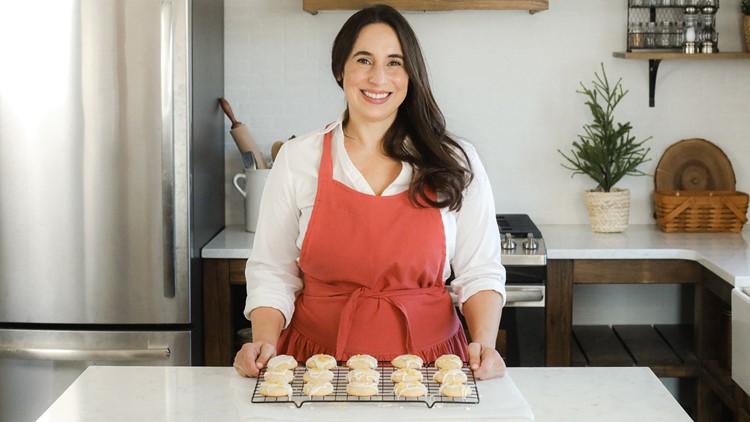 For the Love: Lemon Shortbread Cookies with Sugar Maple Farmhouse