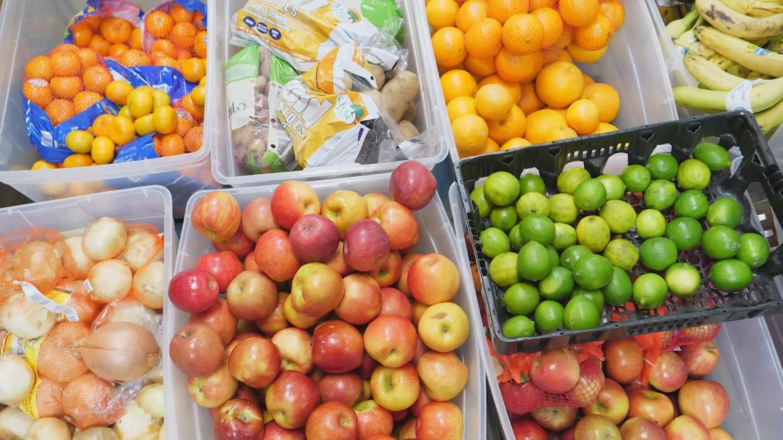 Families receiving food assistance to get more money this month