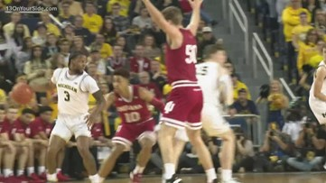 Wolverines find hope for NCAA Tournament chances in win over Indiana