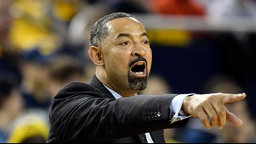 Michigan's Juwan Howard to face Spartans for 1st time as coach