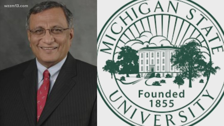 Michigan State University accelerates resignation of interim president John Engler, says it's effective immediately