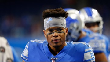 Detroit Lions player mourns death of 6-month-old son